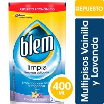 BLEM LIMPIADOR MULTIPISOS 3EN1 X400 VAINILLA