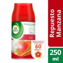 AIR WICK REPUESTO X250 MANZANA
