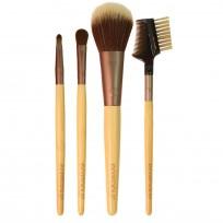 Brochas Maquillaje Ecotools SET 4 piezas retoque