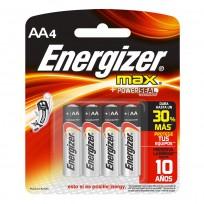 ENERGIZER PILA AA X4