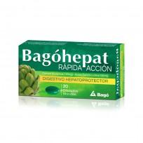 BAGO-HEPAT Capsulas Blandas x 20