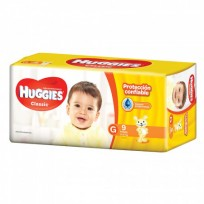 HUGGIES CLASSIC GDE X9