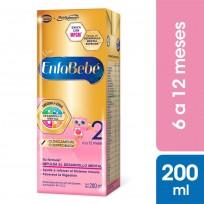 Enfabebe 2 Premium (6 A 12 Meses) Pack 200ml X30 Unidades