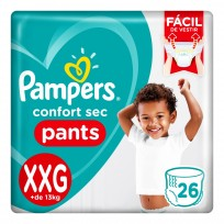 PAMPERS PANTS X26 XXG