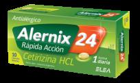 ALERNIX 24 RÁPIDA ACCIÓN CAPSULAS BLANDAS X10