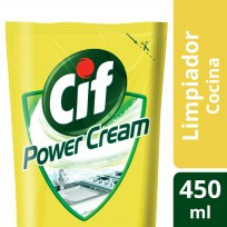CIF POWER X450 COCINA DOYPACK