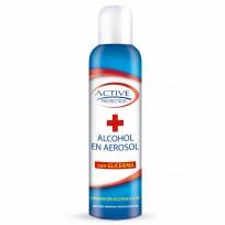 ACTIVE ALCOHOL AEROSOL X150