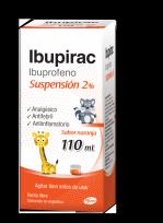 IBUPIRAC ibuprofeno SUSPENSIÓN 2% x 110ml