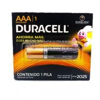 DURACELL PILA AAA X1