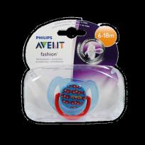 AVENT CHUP.DECOR.SIL.6A18 BPA