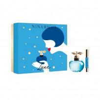 NINA RICCI FOR WOMAN SET LUNA EDT X80 + LIPSTICK