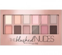 Familia PALETA DE SOMBRAS MAQUILLAJE MAYBELLINE THE BLUSHED NUD
