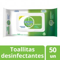 ESPADOL TOALLAS X50