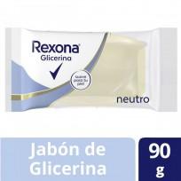Rexona Jabon X90 Glicerina Neutro combo 50unidades