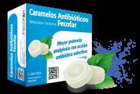 CARAMELOS ANTIB FECOFAR X 9